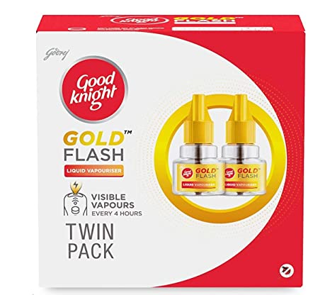 Good knight Gold Flash - Mosquito Repellent 2 Refill PACK