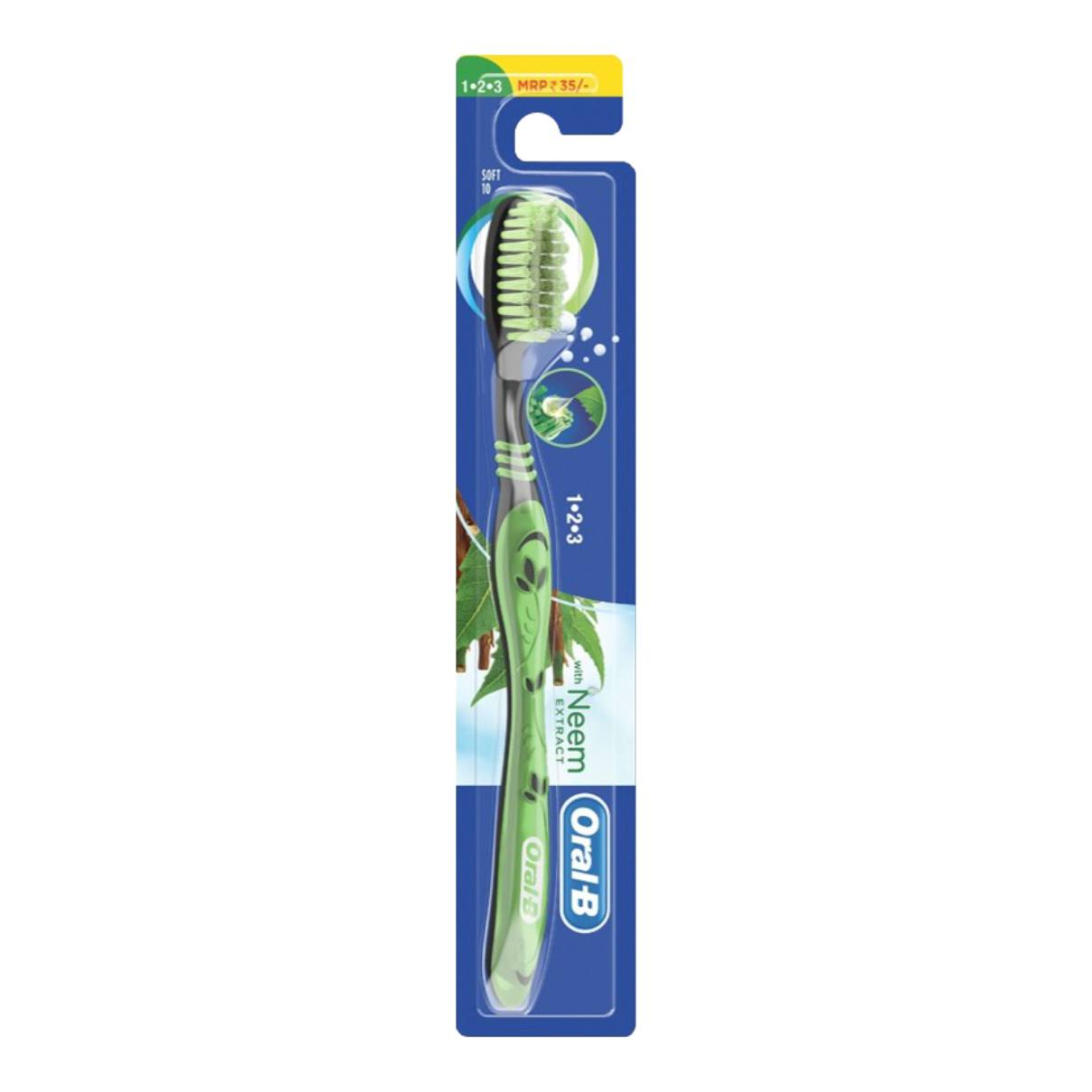 Oral-B (with Neem Extract) Toothbrush