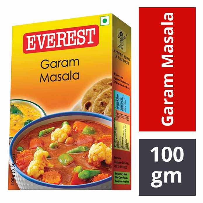 Everest Garam Masala - 100 grams Pack